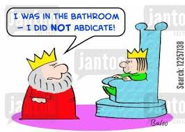 Abdicate–SAT Word