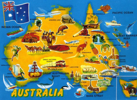 Australia Trip Meeting Thursday September 12th @ 6:30