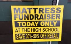 Mattress Sale Fundraiser supporting Baseball and Chorus
