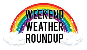 Weekend Weather 4/9/2021