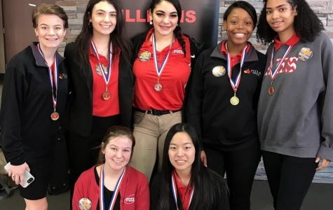 Alton's Golden FCCLA Prepares to Compete at Nationals Once Again